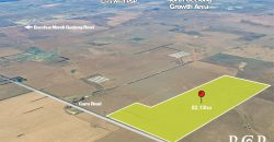 Rare opportunity to secure a large farming parcel !